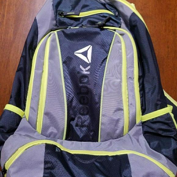 6339feefc4 Reebok Delta Stratofortress Backpack. M 5af0f6a65512fd27d3b25029